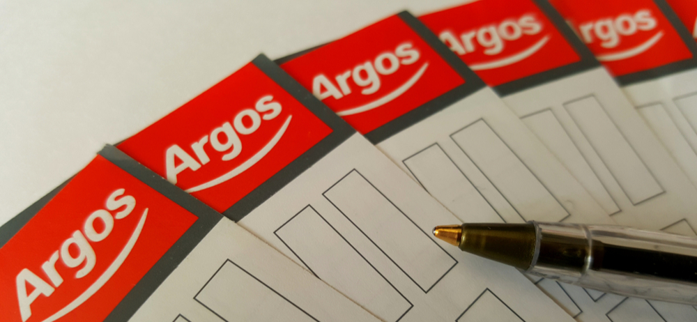 Photo of Argos catalogue to be scrapped after 48 years