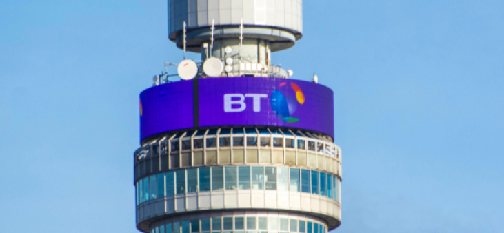 Photo of BT fizzles lower as coronavirus hits profits in first quarter