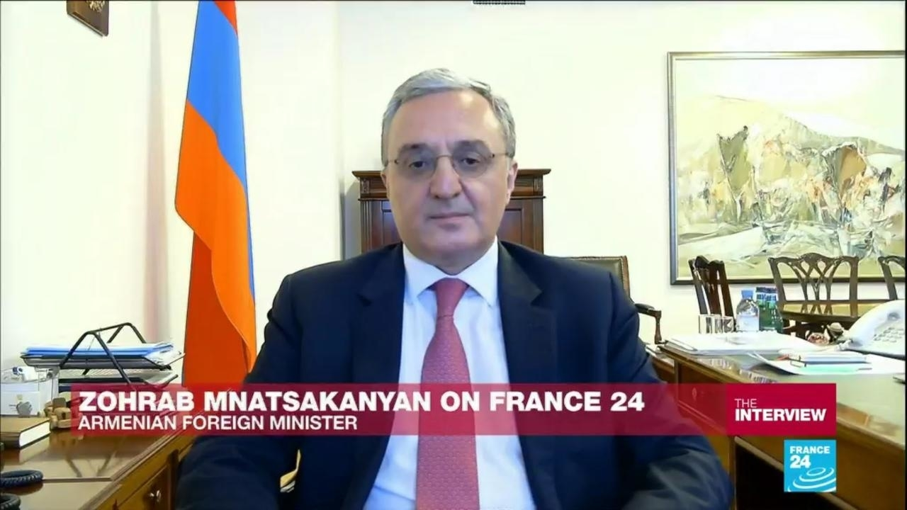 Photo of Armenian FM on border clashes with Azerbaijan: 'War would be a catastrophe for the region'
