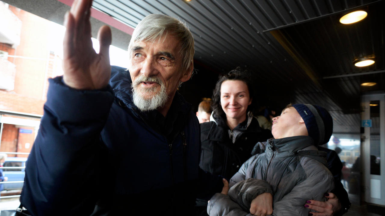 Photo of Russian court sentences Gulag historian to 3.5 years in prison