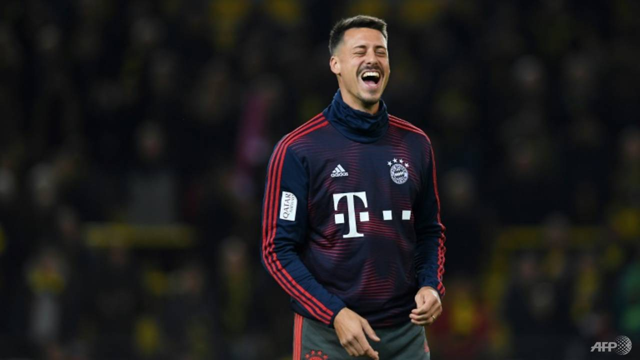 Photo of Sandro Wagner quits Chinese football for 'family reasons'
