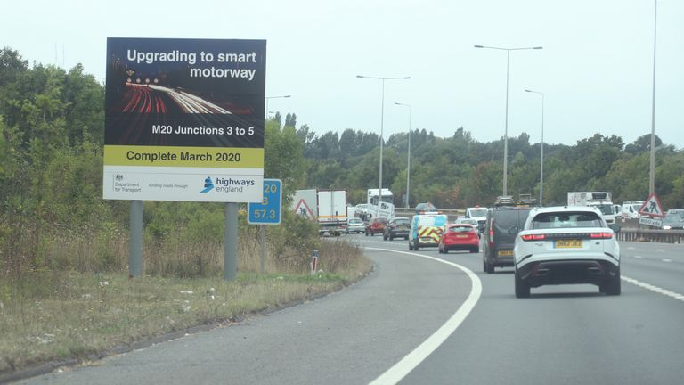Photo of Traffic jam misery: Find out which is England's worst motorway