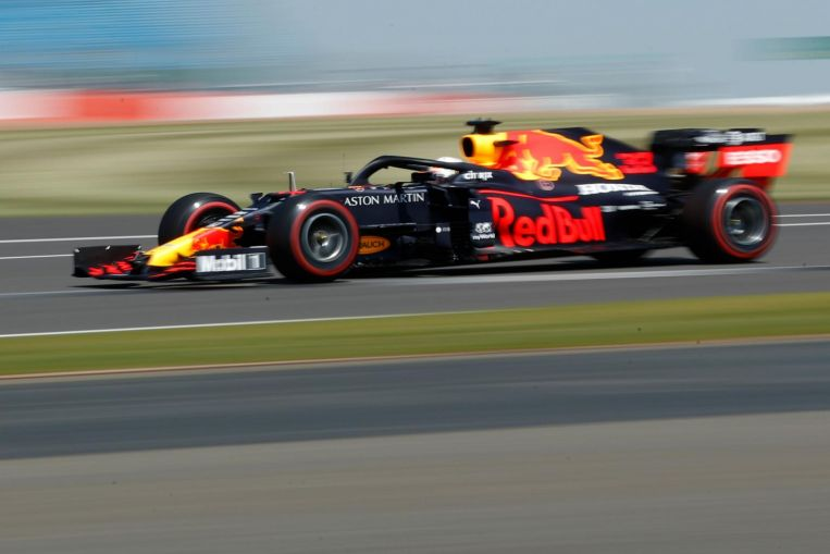 Photo of Formula One: Verstappen tops Hamilton and Stroll in British GP opening practice as Hulkenberg returns in ninth
