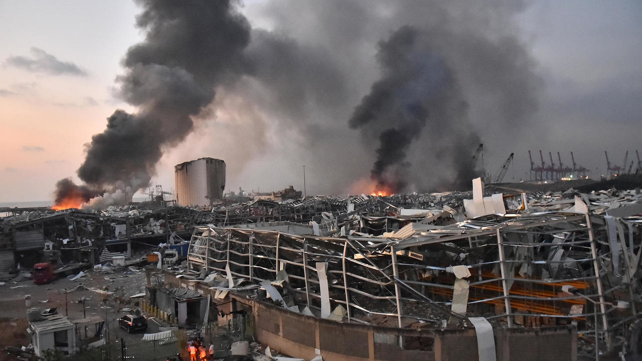 Photo of Offers of assistance pour in for Lebanon after deadly Beirut explosions