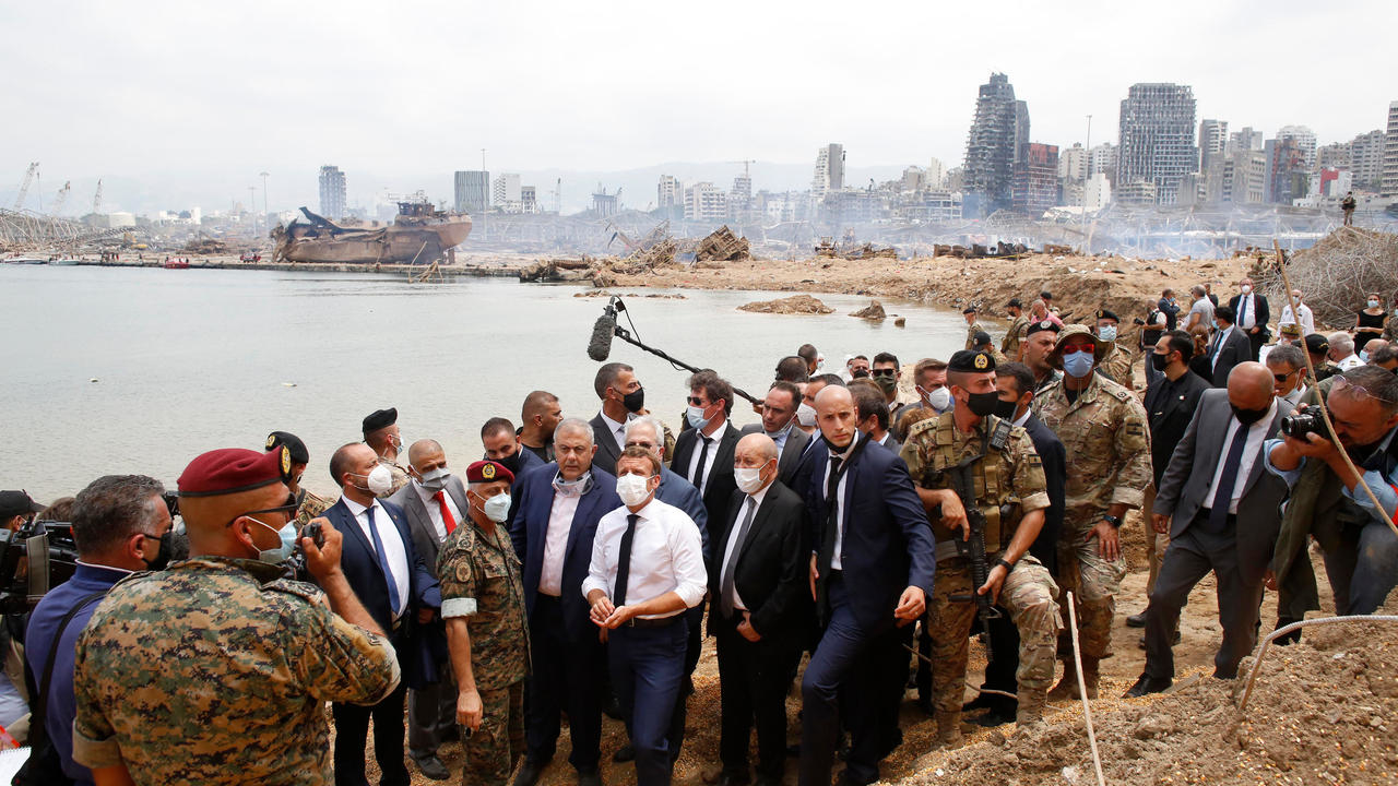 Photo of Lebanon at risk of disappearing, French minister says, pushing govt to adopt reforms