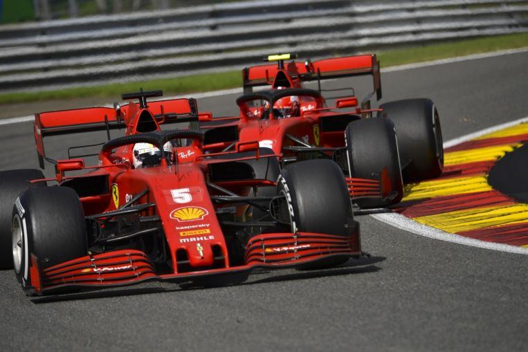 Photo of Formula One: Vettel says Ferrari must stay calm after Belgian flop