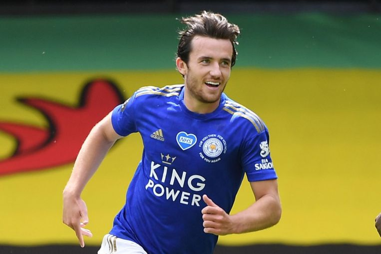 Photo of Football: Chelsea sign Leicester's Ben Chilwell