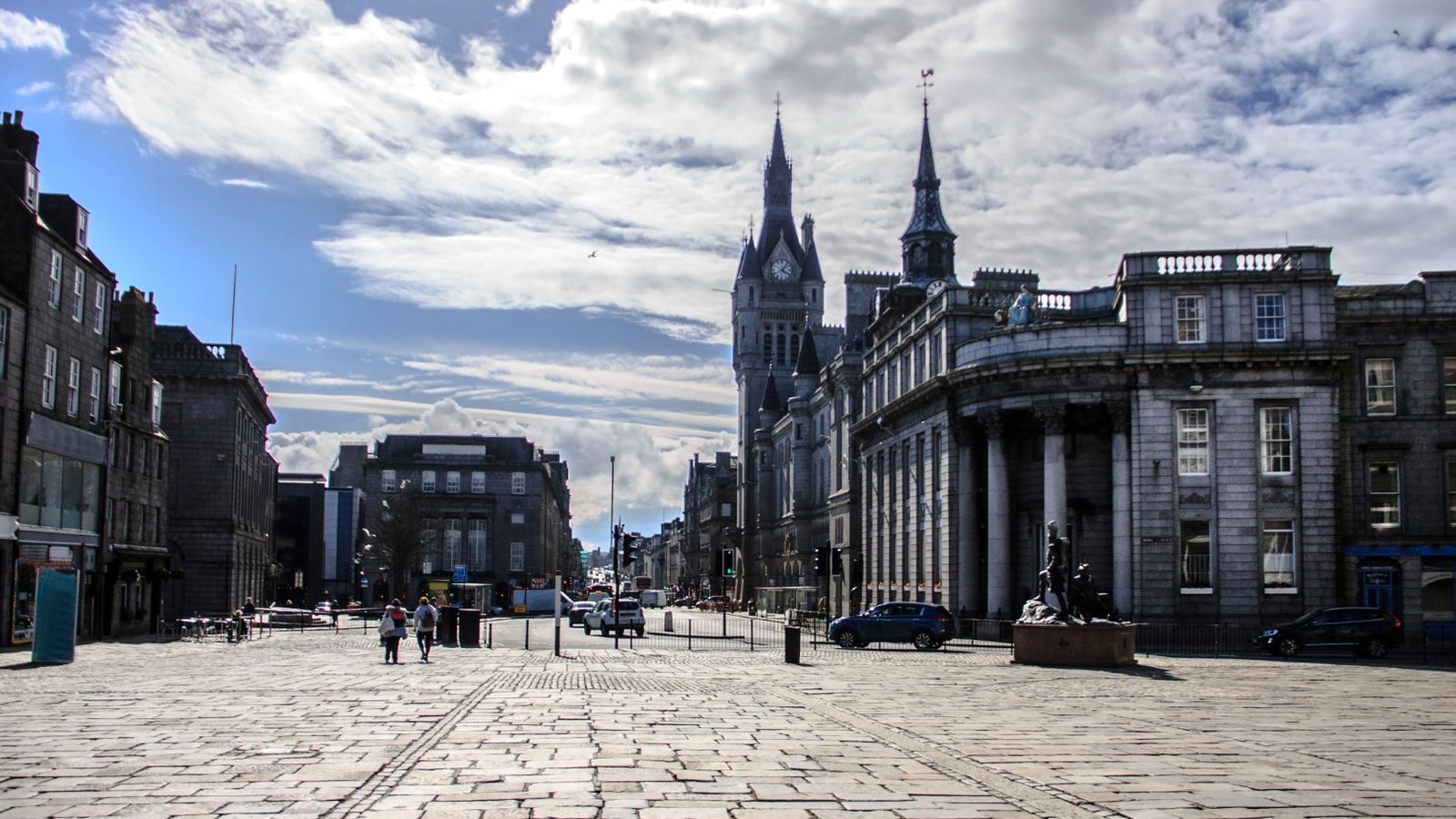Photo of Lockdown to be reimposed in Aberdeen after coronavirus spike