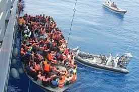 Photo of As Britain Deploys Navy, Brexit Complicates Boat Migrant Crisis