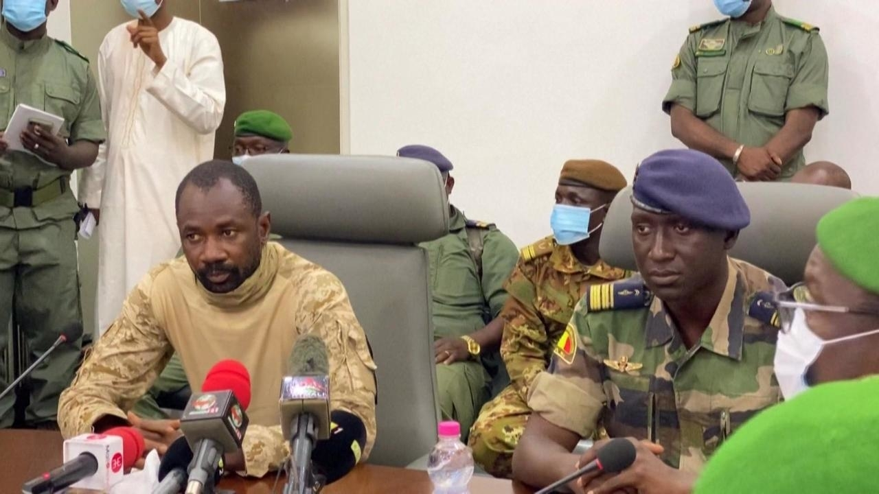 Photo of African union suspends Mali over military coup
