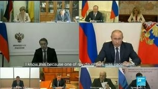Photo of Putin says Russia first to approve a Covid-19 vaccine, dubbed 'Sputnik V'