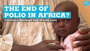 Photo of Africa is now officially free of polio, says World Health Organization
