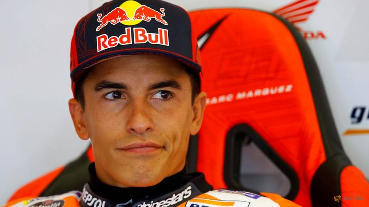 Photo of Motorcycling: Marquez has second operation to replace damaged plate