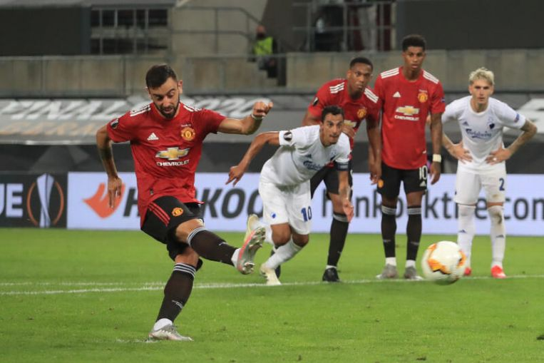 Photo of Football: Fernandes penalty sends Manchester United into Europa League semi-finals
