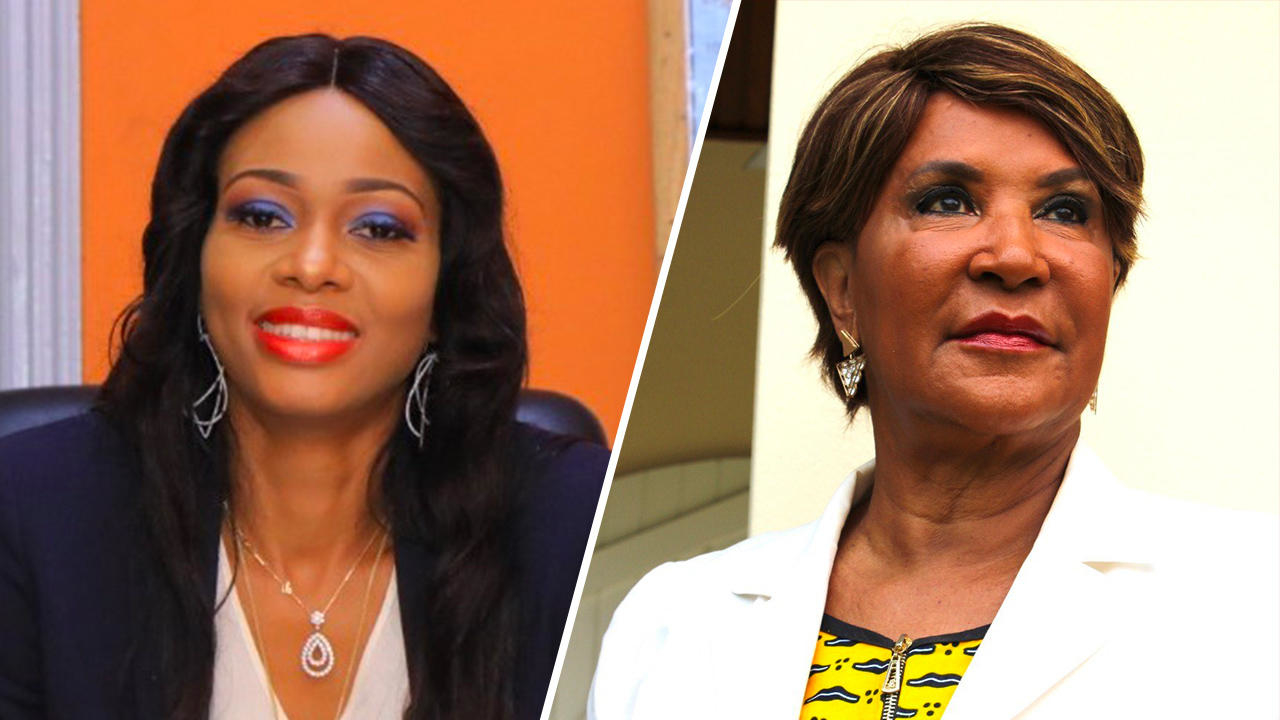 Photo of Meet two of the women running for president in male-dominated Ivory Coast