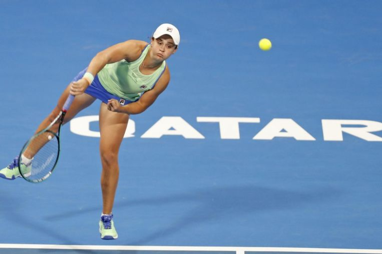 Photo of Tennis: Top-ranked Barty driven by Wimbledon dream