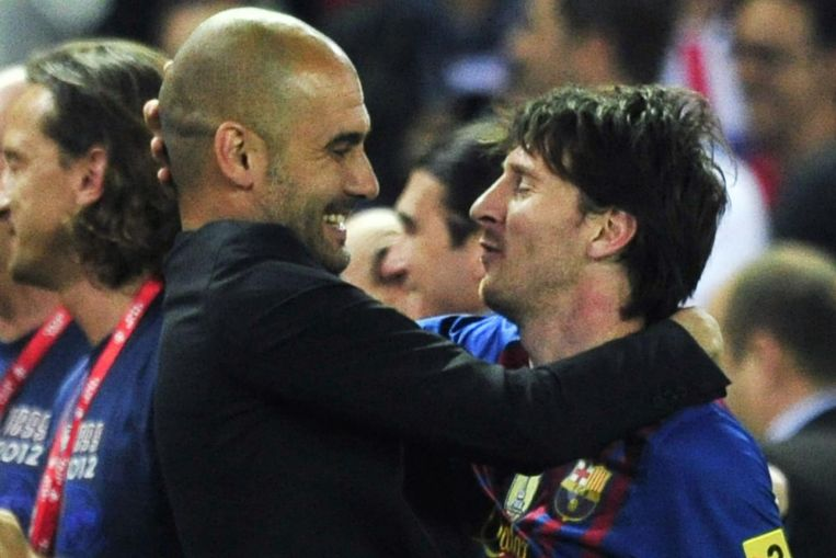 Photo of Football: Argentinians hoping for Lionel Messi- Pep Guardiola reunion at Manchester City