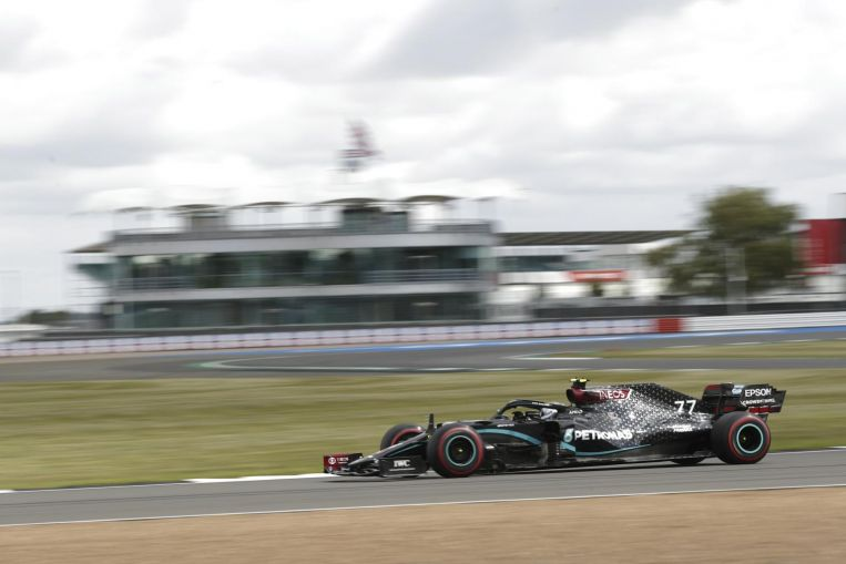 Photo of Motor racing: Bottas beats Hamilton for Mercedes one-two in F1 British Grand Prix final practice