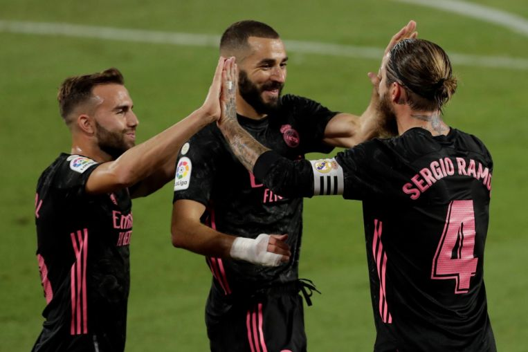 Photo of Football: Real Madrid beat Betis as VAR takes centre stage