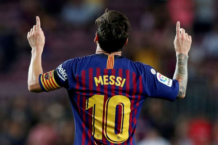 Photo of Football: Inter rule out move for Barcelona wantaway Messi