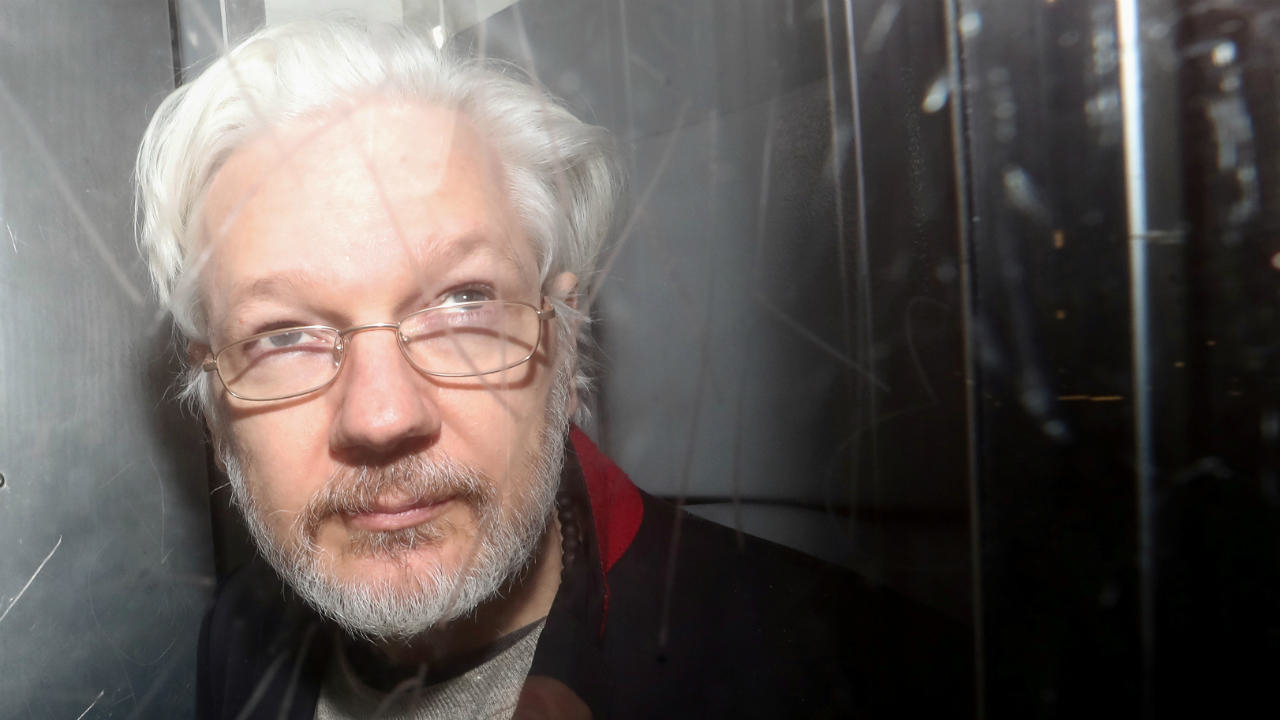 Photo of Assange's legal battle to avoid US espionage trial resumes in London