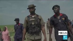 Photo of On patrol with Nigeria's 'Agro Rangers', who protect farmers from Boko Haram