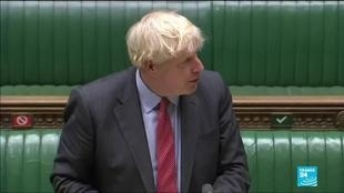 Photo of UK's Johnson urges Britons to 'work from home' amid surge in Covid-19 cases