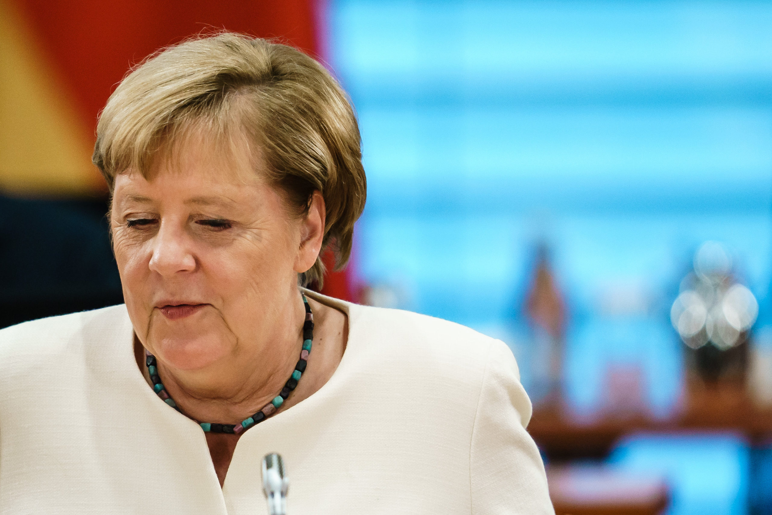Photo of Merkel warns of 19,200 daily coronavirus cases in Germany by Christmas