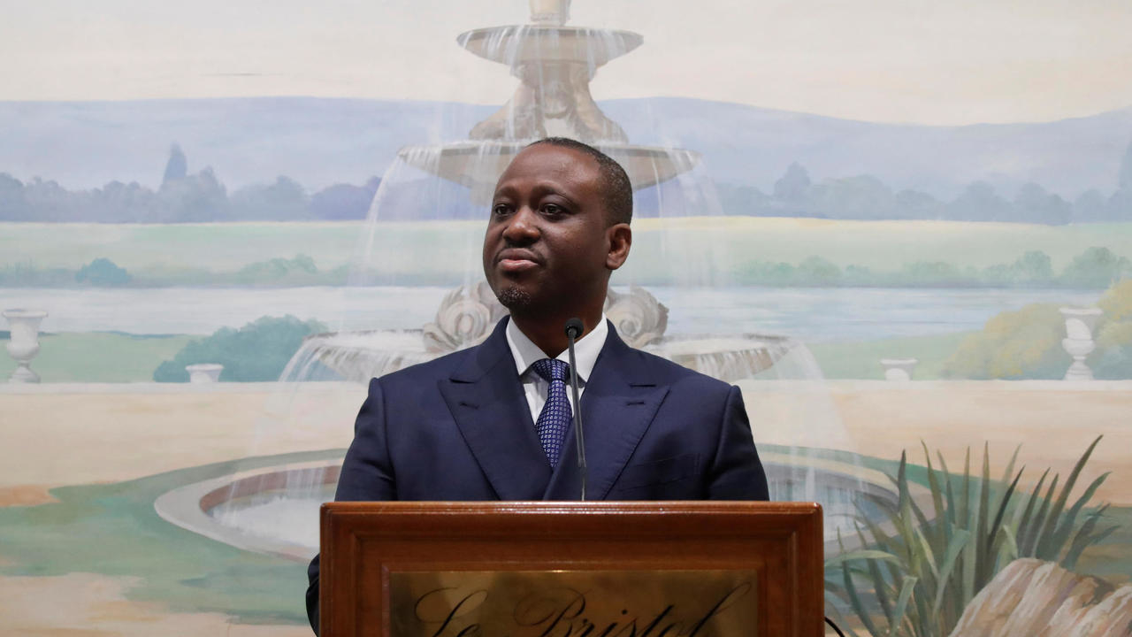 Photo of Ivory Coast's ex-PM Soro says his candidacy for president is 'irrevocable'
