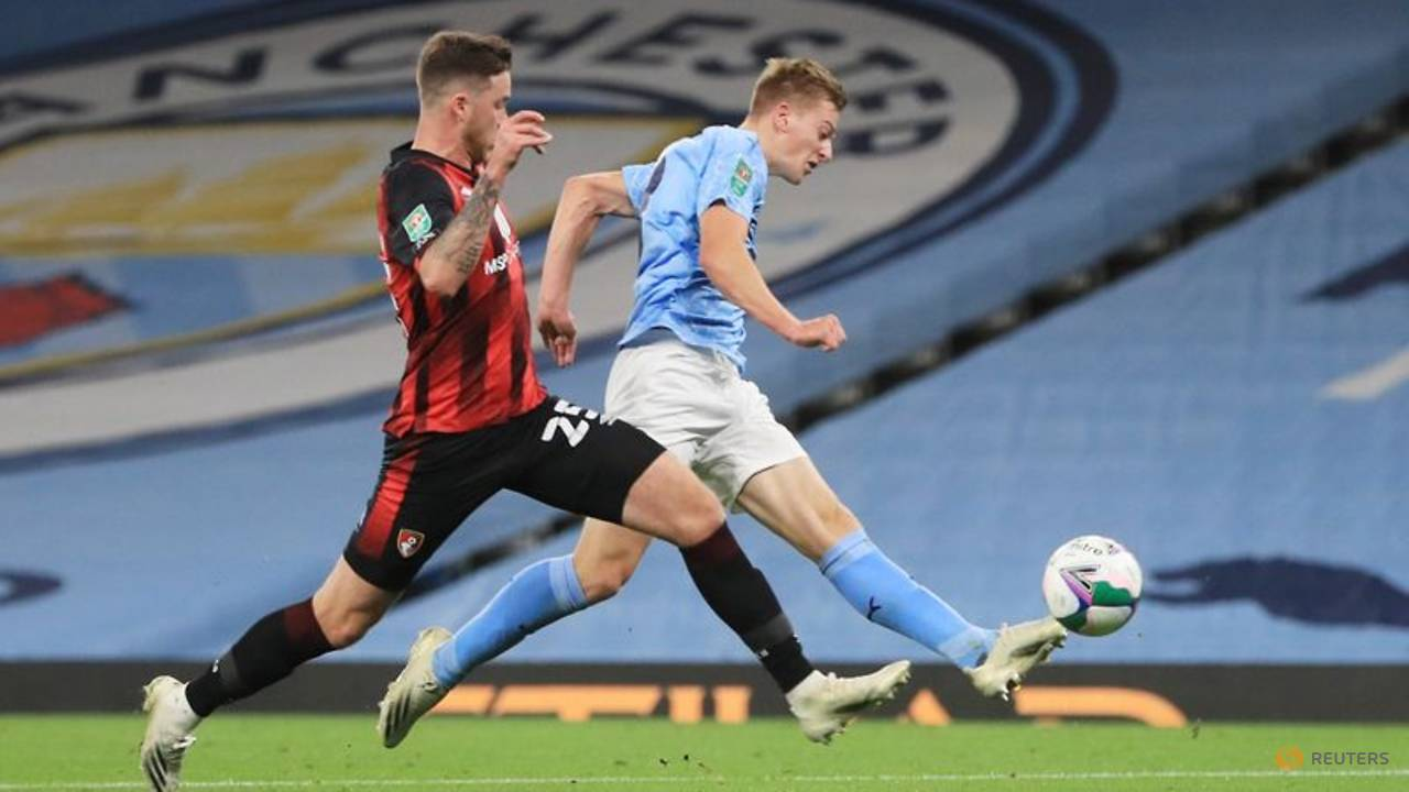 Photo of Man City teenager Delap revels in dream debut