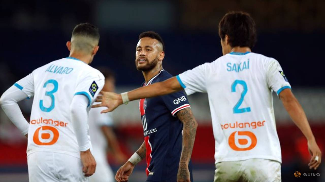 Photo of Neymar banned for two games, Alvaro investigated after PSG-Marseille brawl