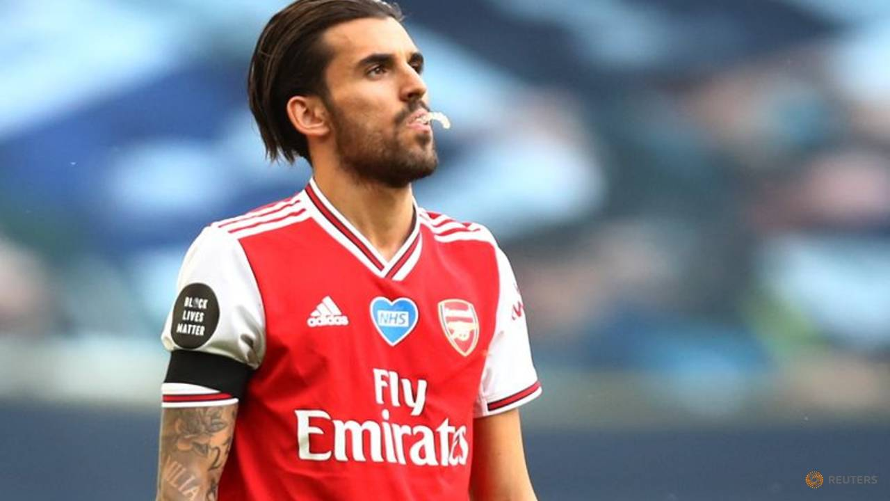 Photo of Football: Real Madrid's Ceballos returns to Arsenal for second loan spell