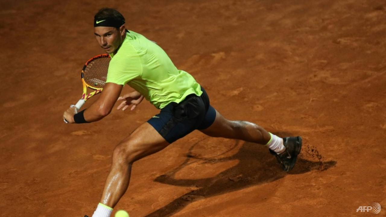 Photo of 'I know how to fix it:' Nadal stunned in Rome before French Open title defence