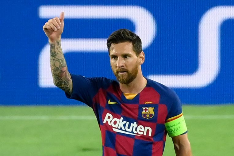 Photo of Football: Lionel Messi unlikely to change mind on Barca exit, says presidential candidate Victor Font