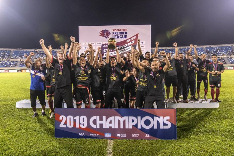 Photo of Football: Singapore Premier League could resume in mid-October