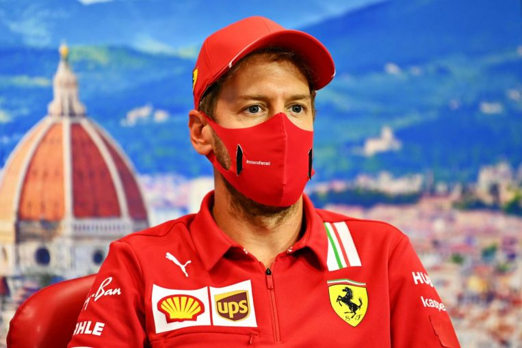 Photo of F1: Vettel has no regrets after six years with Ferrari