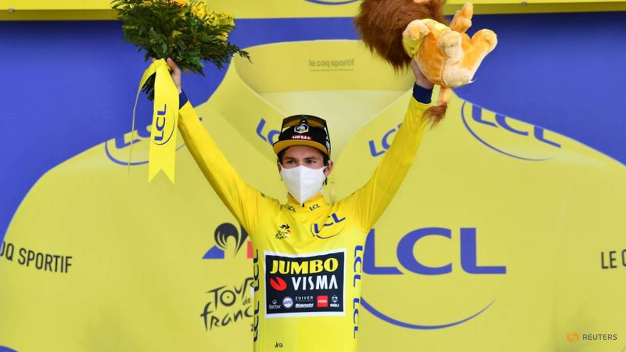 Photo of Cycling: Job not done yet, says Tour de France leader Roglic