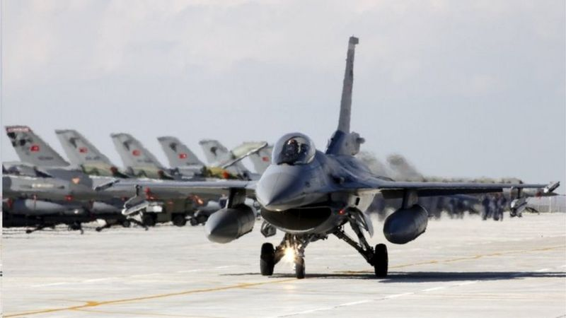 Photo of Armenia says its fighter jet 'shot down by Turkey'