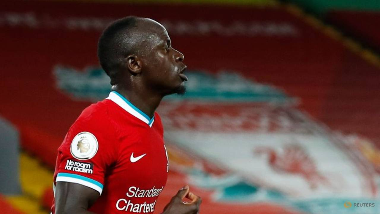Photo of Football: Liverpool forward Mane tests positive for COVID-19