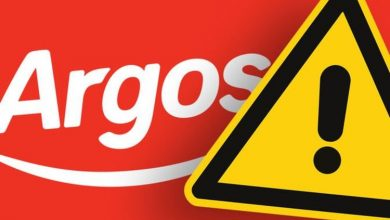 Photo of Argos down: Website offline and not working ahead of Black Friday 2020 sales