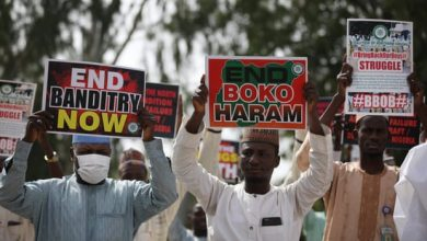 Photo of Boko Haram kidnaps 40 loggers and kills three in north-east Nigeria
