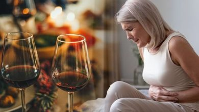 Photo of IBS symptoms could be avoided this Christmas with some simple 'healthy diet swaps'
