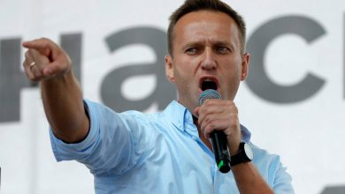 Photo of Russian agents tried to kill Navalny by 'putting poison in his underpants'