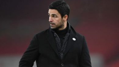 Photo of Arsenal's transfer budget for January emerges as Mikel Arteta told how much he can spend