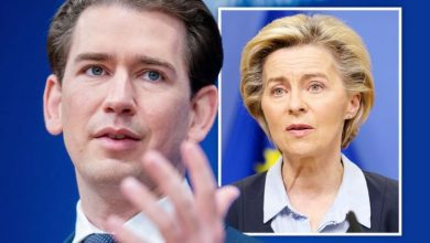 Photo of EU divide: Austria furious at bloc for 'euro crisis, debt crisis and Brexit chaos'