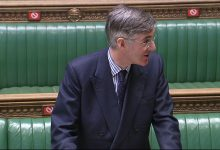 Photo of Jacob Rees-Mogg says fish are 'happier' now they're in British waters