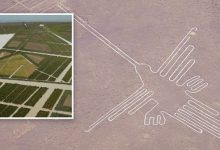 Photo of Nazca lines solved: 'Alien landing site' is a complex system of irrigation, scientists say