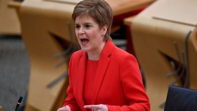 Photo of Sturgeon sparks Scotland independence meltdown in New Years promise to EU – 'Back soon!'