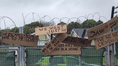 Photo of Asylum seekers at Penally camp accuse Home Office of ignoring repeated complaints over food and conditions