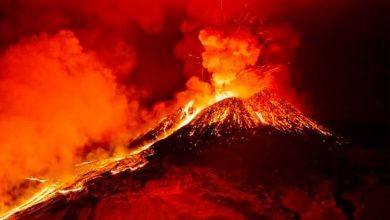Photo of Volcanoes and solar flares: Expert lists 5 natural cataclysms that 'could happen tomorrow'